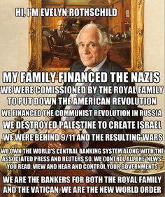 Banker for the New World Order ~ mjg                                                                                                                                                                                 More