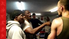 Charlie Sucker Punches Floyd Mayweather Than Karma Hits Charlie #charlie #floydmayweather #boxing