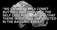 """Best Of The """"We Can Land On A Comet But We Can't"""" Hashtag Meme"""