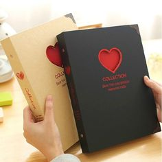Love Collection 1pc DIY Photo Album Mommy Book Big Wedding Home Picture