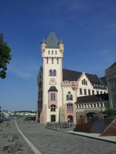 Die Hörder Burg am Phoenixsee.That is in Dortmund-Hörde a great place for a good walk