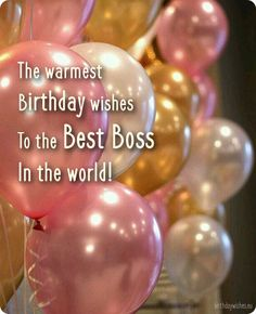 Happy birthday boss quotes, messages and greeting cards. Check out this great collection of professional birthday wishes for boss with images. Happy Birthday Boss Quotes, Happy 50th Birthday Wishes, Boss Birthday Gift, Happy Birthday Video, Birthday Wishes For Friend, Birthday Quotes For Daughter, Happy Birthday Funny, 50 Birthday, Leadership Quotes