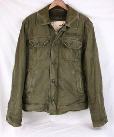hollister field jacket
