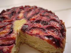Plum cake, Cakes and Cake recipes on Pinterest