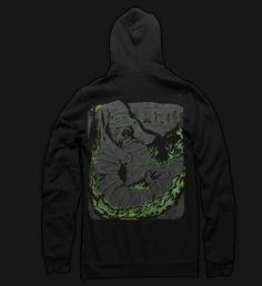 Return to Ashes Pullover Hoody