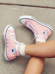 Charlie Hi Top Converse from Free People!