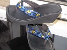 'under the sea' theme slippers