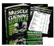 Online Shopping: Building muscles