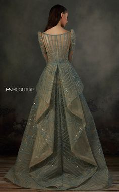 Fantasy Gowns, Queen Dress, Fairy Dress, Gowns Of Elegance, Designer Gowns, Designer Evening Dresses, Event Dresses, Couture Fashion, Haute Couture Gowns