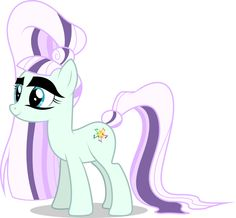 Countess Coloratura without her popstar clothes.