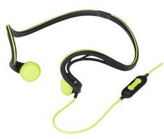 5 best running headphones-- never stop your workout to readjust earbuds again! #BuiltLean