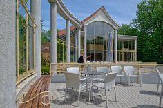 Diergaarde Blijdorp Zoo Restoration of restaurant and terrace