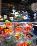 Farmers boy market.