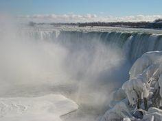 Frozen Niagara Falls   Panoramio - Photo of Niagara Falls Frozen