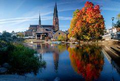 Kleurrijk Zweden