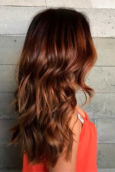 Trendy Hair Color : Absolutely Adorable Auburn Hair Shades  See more: lovehairstyles.co