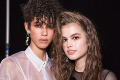 London Fashion Week SS17: Best Backstage Hair
