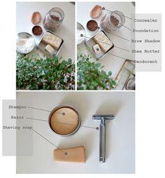 Zero Waste Beauty Essentials