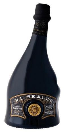 R.L. Seale's Rum  RL Seales is een schitterende 10 jaar oude rum uit Barbados in een bijzondere fles