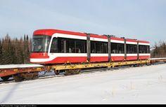 TTC 4432 Toronto Transit Commission Bombardier Flexity Outlook at Marathon, Ontario, Canada by Chris Wilson