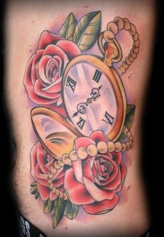 Stop watch tattoo on pinterest watch tattoos pocahontas for Stop watch tattoos