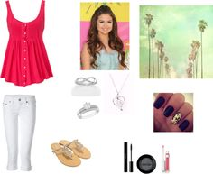 """""""Outfit For Today :)"""" by selena-mariee-gomez ❤ liked on Polyvore"""