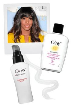 The Grammy winner's skin-care routine is a family tradition.