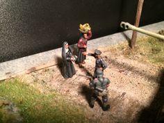 Diorama #diorama 1/72 1:72 panther 1/35 1:35 ww2