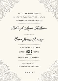 wedding invitations, splendorous by design lotus for minted