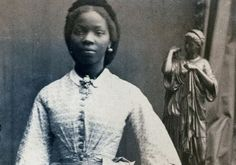 Sarah Forbes Bonetta, Nigerian Princess - Queen Victoria's Goddaughter http://www.blackhistorymonth.org.uk/article/section/real-stories/the-african-princess-sarah-forbes-bonetta/ … #luxury #royalafrica