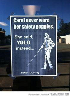 The infamous Carol poster