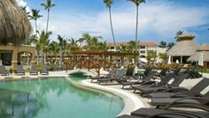 Poolside at Now Larimar Punta Cana #allinclusive #honeymoon #vacation