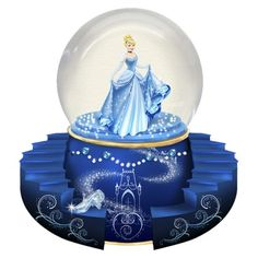 Disney Water Globe. Used to get these every birthday from my grandma. I have them all still. One is broken, but they're all amazing! May have to buy this one myself for the collection. They will decorate my child's room someday.