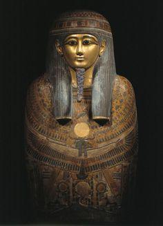 ♔ Mummy sleeve of Panehsy
