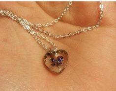 Collar de corazon <3 #heart regalado por mis primas hermosas de #BsAs
