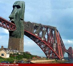 Easter Island Forth Railway Bridge www.empowernetwor......