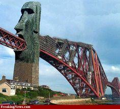 Easter Island Forth Railway Bridge www.empowernetwor......