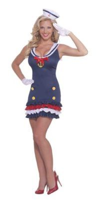 Forum Ship Shape Sailor Girl Costume Tag someone who should wear this! #Funny #Halloween #Costume