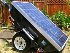 Go Green 4 Health. Good Tips On How To Take Advantage Of Solar Energy. Solar power has been around for a while and the popularity of this energy source increases with each year. Solar energy is great for commercial and residen Bushcraft, Solaire Diy, Gas Powered Generator, Solar Generator Diy, Alternative Energie, Installation Solaire, Solar Projects, Diy Projects, Energy Projects