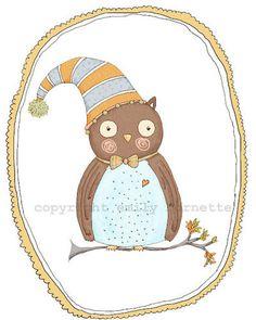 Percival the Owl