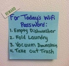 This act of 21st-century parenting. | The 28 Cleverest Things That Have Ever Happened