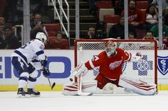 Tampa Bay Lightning vs. Detroit Red Wings - 3/30/17 NHL Pick, Odds, and Prediction