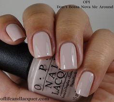 OPI Brazil Collection Spring/Summer 2014 | Of Life And Lacquer - http://www.popularaz.com/opi-brazil-collection-springsummer-2014-of-life-and-lacquer/
