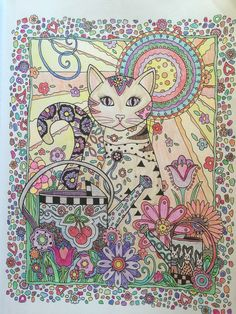 Creative Cats by  Marjorie Sarnat