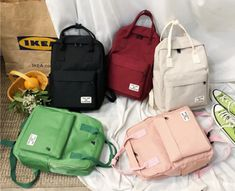 Prime High quality Water Evidence Forged Colour Backpacks College Luggage bought via KoKo Type. Store extra merchandise from KoKo Type on Storenvy, the house of unbiased small companies in all places the arena.