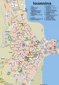 Charleroi tourist map | Maps | Pinterest | Tourist map, Belgium and City