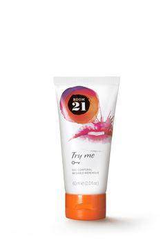 Try Me - Gel corporal besable con sabor a merengue, disfruta a tu pareja lentamente. www.room21.tv