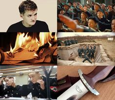 Baratheon/Lannister WW2 Nazi Germany AU #1 Being the sons of an SS officer, Joffrey and Tommen are sent to a prestigious military school to better serve the Third Reich. Joffrey's a natural at their cruel games; Tommen, seeking refuge from bullies, adopts a stray cat. Meanwhile, at home, Myrcella learns about her own role to play. She's certain it doesn't involve helping a known fugitive.
