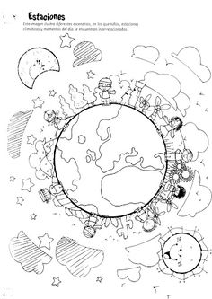 21 March International day for the elimination of racial discrimination colouring pages for kindergarten, preschool and primary school. No Racism Coloring pages for preschool Colouring Pages, Adult Coloring Pages, Coloring Sheets, Coloring Books, Art For Kids, Crafts For Kids, Earth Day Activities, Sunday School Crafts, Thinking Day