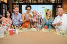 How-to create cement votives #thechew